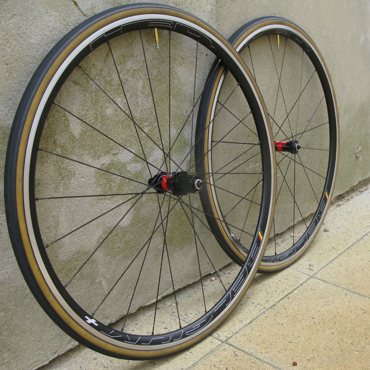 Chris Hed Belgium Plus And Dt Swiss 240s Wheelset